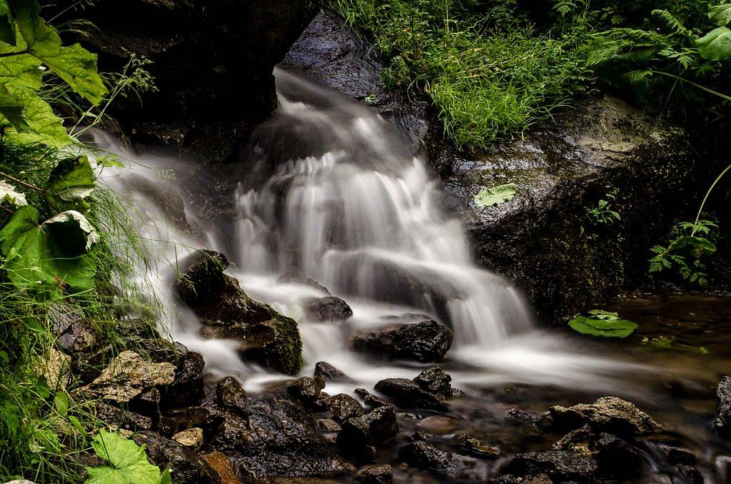 Auvergne - watervalletje