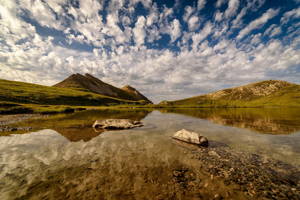 Lac Souliers - Queyras